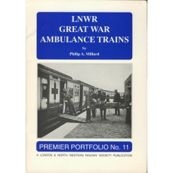 LNWR Great War Ambulance Trains