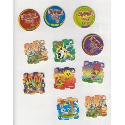 Taz discs