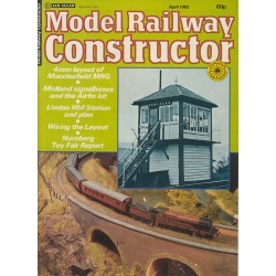 Model Railway Constructor 1982 April