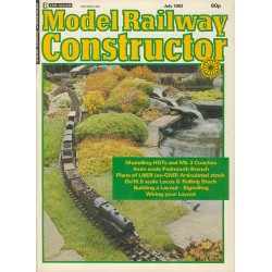 Model Railway Constructor 1982 July