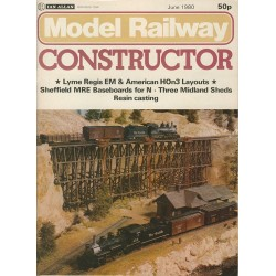 Model Railway Constructor 1980 June