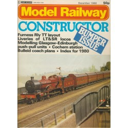 Model Railway Constructor 1980 December