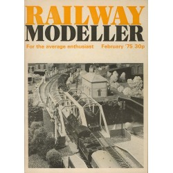 Railway Modeller 1975 February