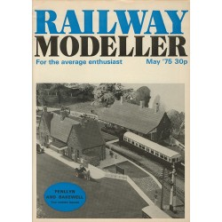 Railway Modeller 1975 May