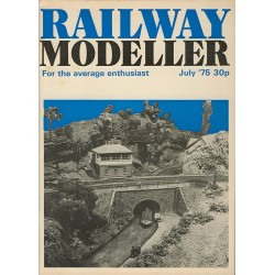 Railway Modeller 1975 July