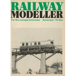 Railway Modeller 1975 November