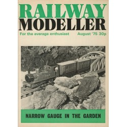 Railway Modeller 1975 August