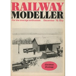 Railway Modeller 1975 December