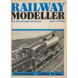 Railway Modeller 1976 April