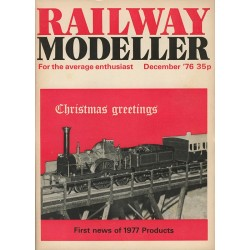 Railway Modeller 1976 December