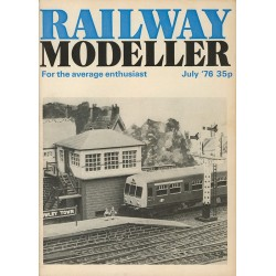Railway Modeller 1976 July