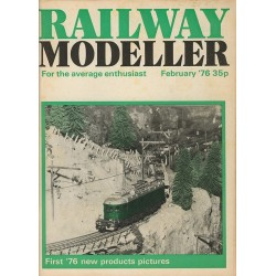 Railway Modeller 1976 February