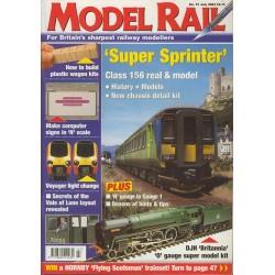 Model Rail 2003 July