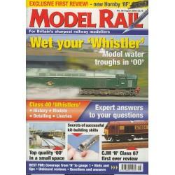 Model Rail 2003 August
