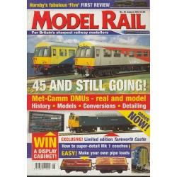 Model Rail 2002 August