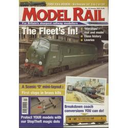 Model Rail 2002 January