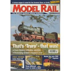 Model Rail 2002 March