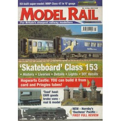Model Rail 2002 May