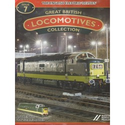 Great British Locomotives Collection Deltics