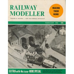 Railway Modeller 1965 February