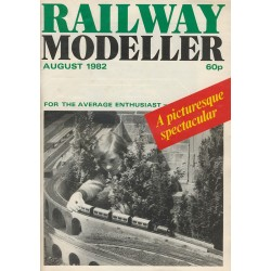 Railway Modeller 1982 August