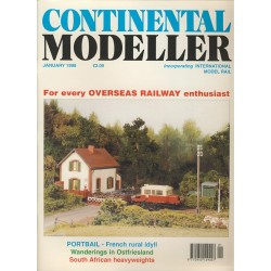 Continental Modeller 1998 January