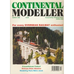 Continental Modeller 1998 March