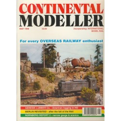 Continental Modeller 1998 May