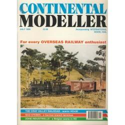 Continental Modeller 1998 July