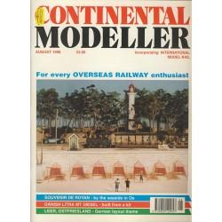 Continental Modeller 1998 August