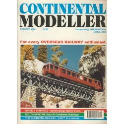 Continental Modeller 1998 October