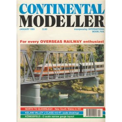 Continental Modeller 1999 January