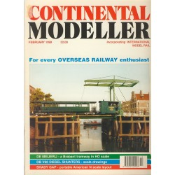 Continental Modeller 1999 February