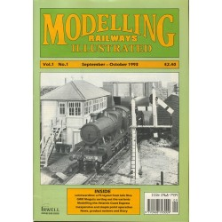 Modelling Railways Illustrated 1993 September/October V1N1