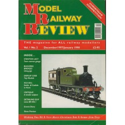 Model Railway Review 97 Dec/98 Jan