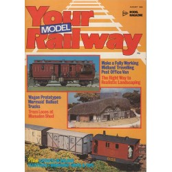 Your Model Railway 1985 August