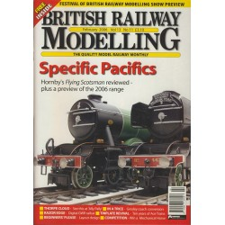 British Railway Modelling 2006 February