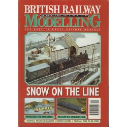 British Railway Modelling 1995 December