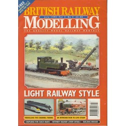 British Railway Modelling 1995 July