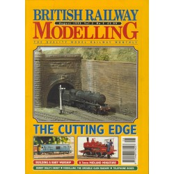 British Railway Modelling 1995 August