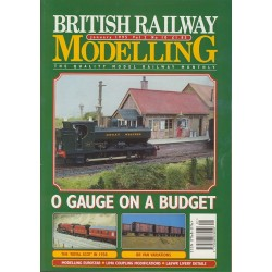 British Railway Modelling 1995 January