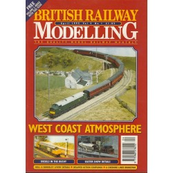 British Railway Modelling 1995 April