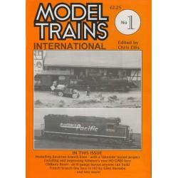 Model Trains International 1995 November/December