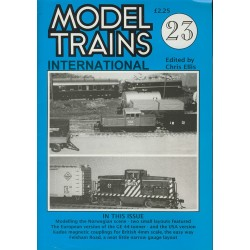 Model Trains International 1999 Jul/Aug
