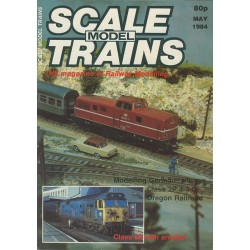 Scale Model Trains 1984 May