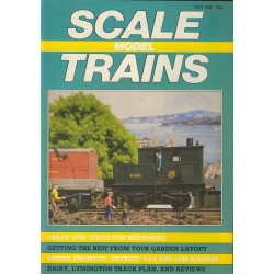 Scale Model Trains 1985 July