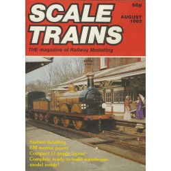 Scale Trains 1982 August