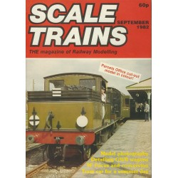 Scale Trains 1982 September