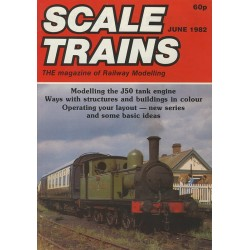 Scale Trains 1982 June