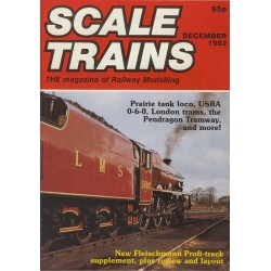 Scale Trains 1982 December